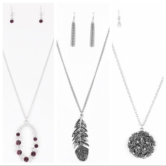 Paparazzi Silver Jewelry Bundle
